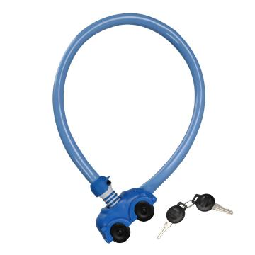 ABUS  Cable: my first abus 550x4mm key - Blue