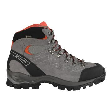 Scarpa Women's Kailash GTX Boots - Midgray/Red