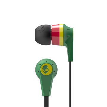 Skullcandy Inkd 2.0 In-Ear With Mic 1 Headphones - Rasta