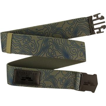 Spacecraft 2019 Mens Skyline Belt - Olive