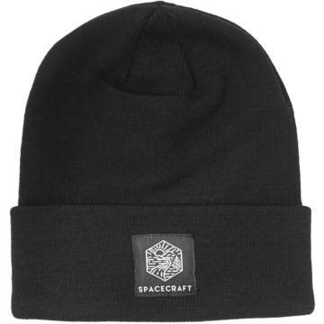 Spacecraft 2021 Lotus Beanie - Black