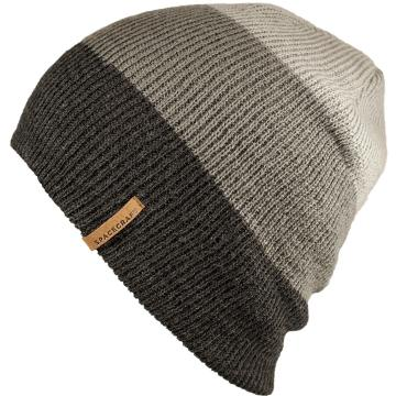 Spacecraft 2019 Men Offender Heathered Stripe Beanie - Black
