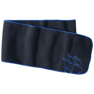 Jack Wolfskin JW Youth Baksmalla Fleece Scarf - Midnight Blue