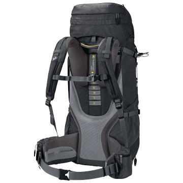 Jack Wolfskin Highland Trail XT 50 Trekking Backpack - Phantom