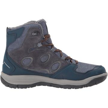 Jack Wolfskin Mens Vancouver Texapore Mid - Night Blue