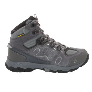 Jack Wolfskin Women's Mountain Attack 5 Texapore Mid Hiking Boots - Grey Haz