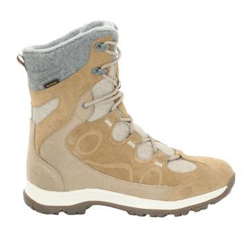 Jack Wolfskin Women's Thunder Bay Texapore High Winter Shoes - Sandstone