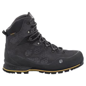 Jack Wolfskin Men's Wilderness Texapore Mid - Phantom