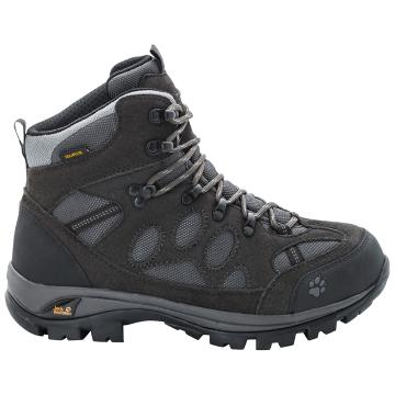 Jack Wolfskin Women's All Terrain 7 Texapore Mid - Shadow Blk