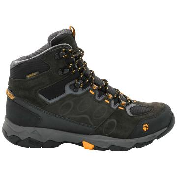Jack Wolfskin Men's Mountain Attack 5 Texapore Mid - Burly Yello