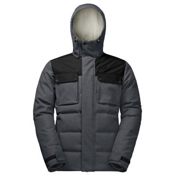 Jack Wolfskin Men's Banff Springs Down Jacket