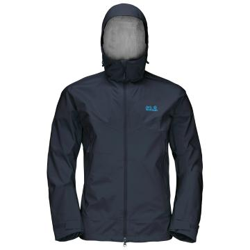 Jack Wolfskin Men's Cloudy Forest Jacket