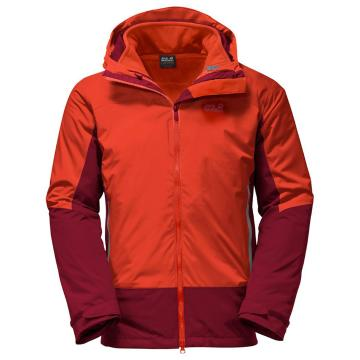 Jack Wolfskin Men's Discovery Cove 3 in 1 Jacket