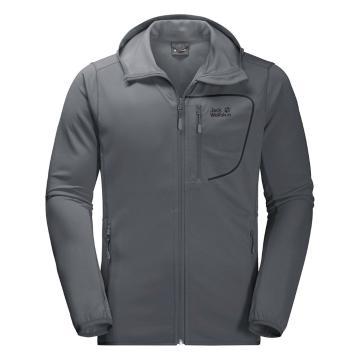 Jack Wolfskin Men's Hydropore Hooded Jacket