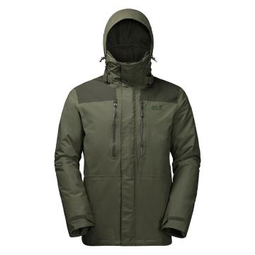 Jack Wolfskin Men's Yukon Jacket
