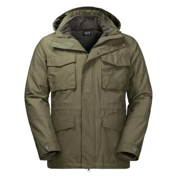 Jack Wolfskin Men's Port Hardy Jacket