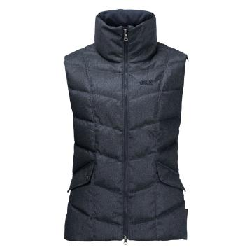 Jack Wolfskin Women's Baffin Bay Down Vest
