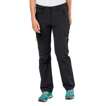 Jack Wolfskin Women's Activate XT Pants - Black