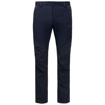 Jack Wolfskin Men's Drake Flex Pants - Night Blue