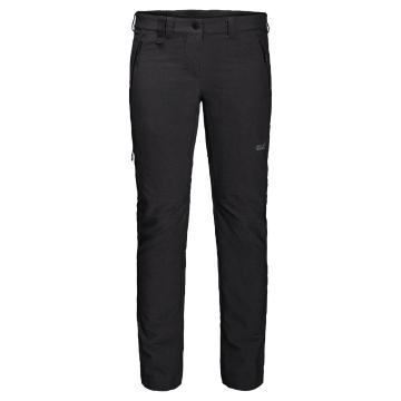 Jack Wolfskin Women's Activate Sky Pants - Black