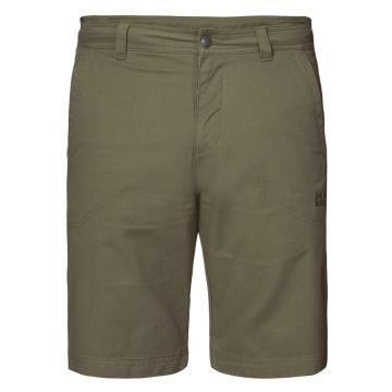 Jack Wolfskin Men's Drake Shorts - Burnt Olive