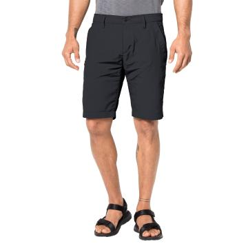 Jack Wolfskin Mens Desert Valley Shorts - Phantom
