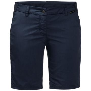 Jack Wolfskin Women's Belden Shorts - Midnight Blue