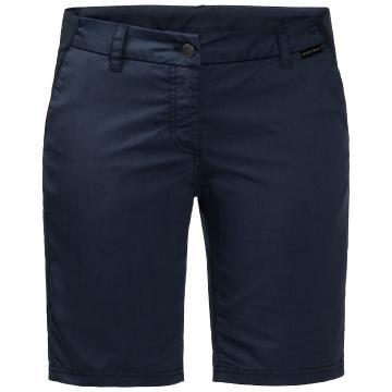 Jack Wolfskin Women's Belden Shorts - Midnight Blue