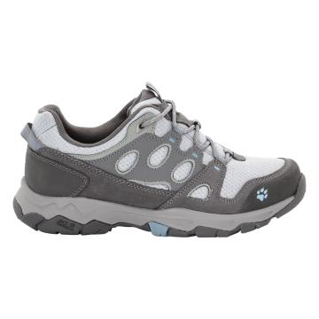 Jack Wolfskin Women's MTN Attack 5 Low Hiking Shoe - Cool Water