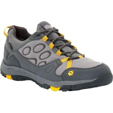 Jack Wolfskin Men's Activate Texapore Low Shoes - Burly Yello