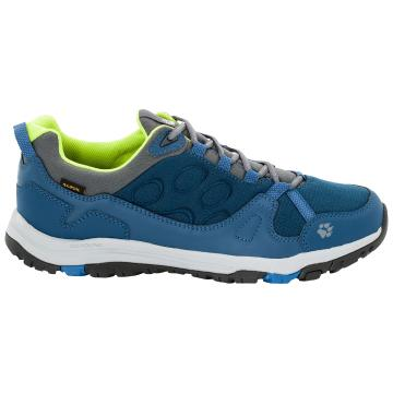 Jack Wolfskin Men's Activate Texapore - Poseidon Blue