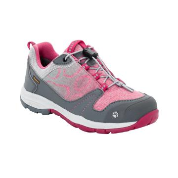Jack Wolfskin Grivla Texapore Low - Azalea Red