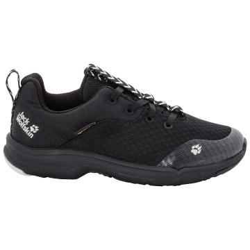 Jack Wolfskin Phoenix Texapore Low - Black