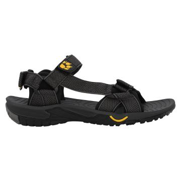 Jack Wolfskin Men's Lakewood Ride Sandals - Burly Yello