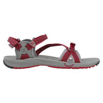 Jack Wolfskin Women's Lakewood Ride Sandals - Azalea Red