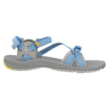 Jack Wolfskin Women's Lakewood Ride Sandals - Wave Blue
