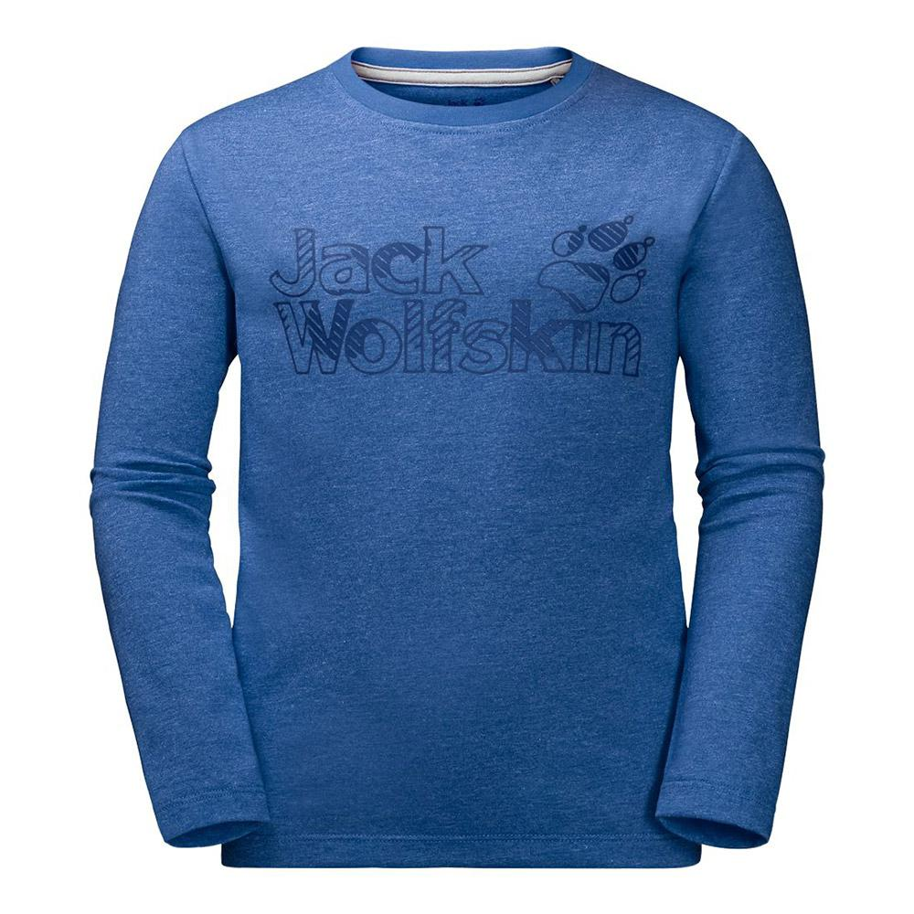 Boy's Long Sleeve Brand Tee