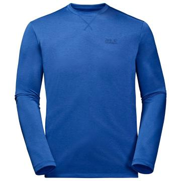 Jack Wolfskin Men's Crosstrail Long Sleeve Tee