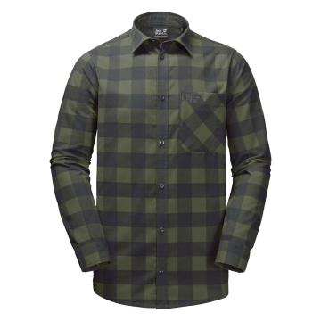Jack Wolfskin Men's Red River Shirt