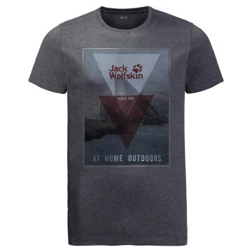 Jack Wolfskin Men Mountain Tee