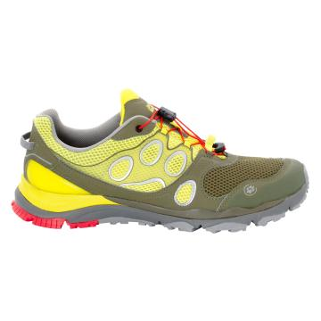Jack Wolfskin Men's Trail Excite Low Trail Running Shoe