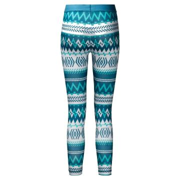 Jack Wolfskin Youth Inuit Tights - Celestial Blue