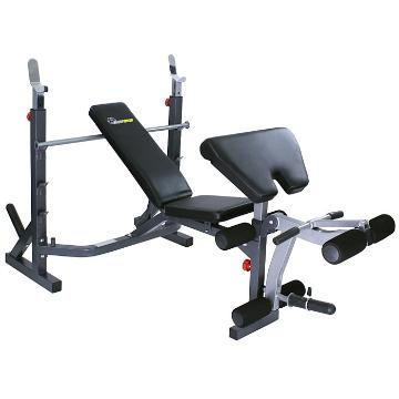 Iron Power Mid Deluxe Weight Bench