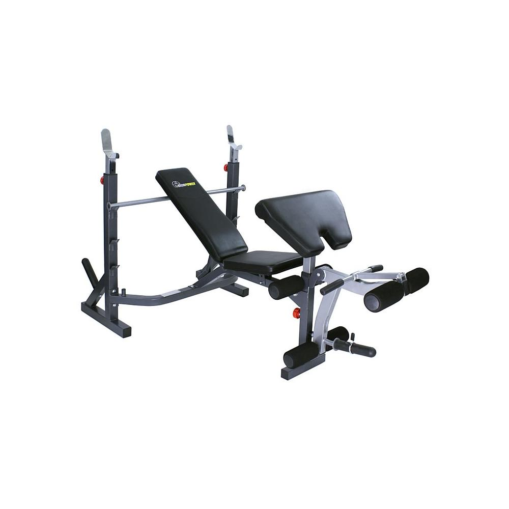 Mid Deluxe Weight Bench