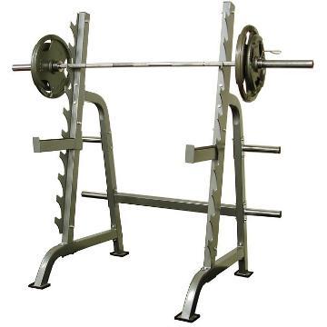 Iron Power Pro Half Squat Rack