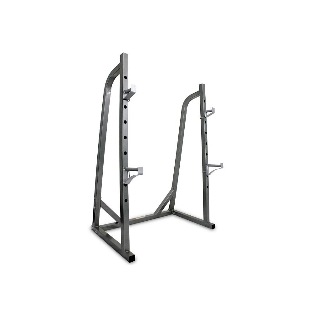 Half Squat Rack With Spotters