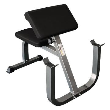 Iron Power Preacher Curl Bench
