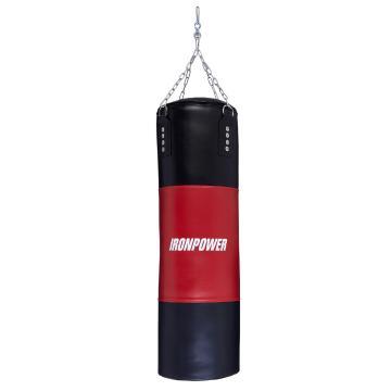 Iron Power Adjustable Boxing Bag & Gloves