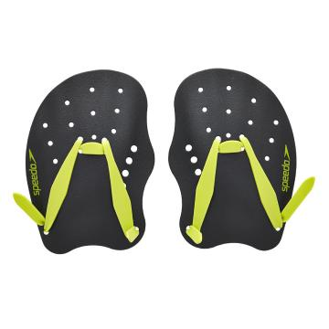 Speedo Tech Paddle - Oxide Grey/Lime Punch