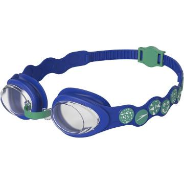 Speedo Junior Sea Squad Goggles - Rainbow/Silver